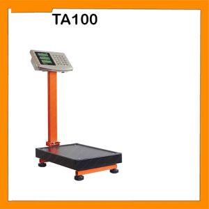 باسکول 100 کیلویی پیام توزین مدل TA100 آریا