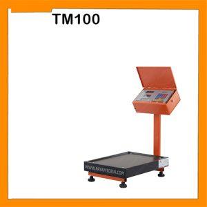 ترازو 100 کیلویی پیام توزین مدل TM100 مارال